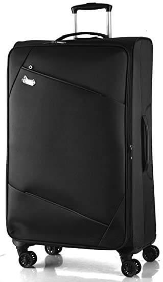 Super Lightweight 4 Wheel 360 degree Spinner Suitcases Fits ...