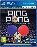 Ping Pong VR Table Tennis Simulator (PS4)
