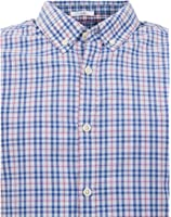Pepe Jeans - Chemise Casual - Homme Bleu Bleu S