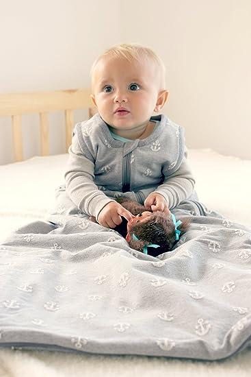 WINTER DUVET MERINO baby Sleep Sack / WINTER DUVET MERINO Sleep Bag, 0-2