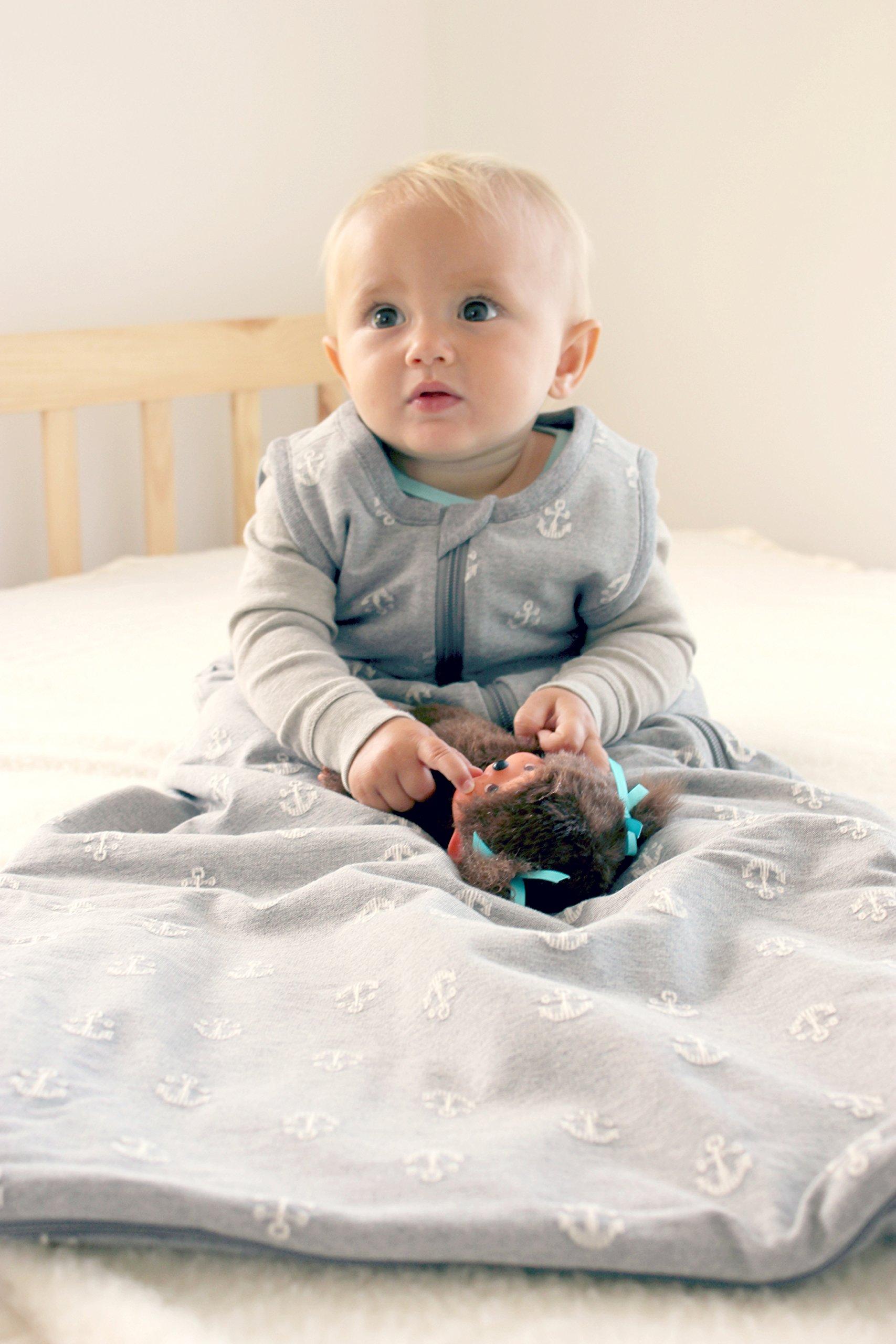 WINTER DUVET MERINO baby Sleep Sack / WINTER DUVET MERINO Sleep Bag, 0-2 yrs old, Neutral