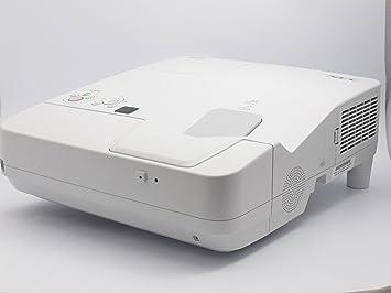 NEC UM330W - Proyector de pantalla con sistema de fijación para ...