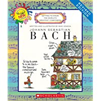 JOHANN SEBASTIAN BACH (REVISED (Getting to Know the World's Greatest Composers) - 9780531222423 (Library Publishing) de Mike Venezia