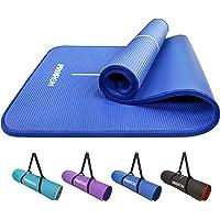 PROIRON Pilates mat Oefening yogamat Extra dikke schuimmat Gym Fitness matten voor Workout Home Gym Outdoor gebruik met…
