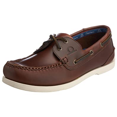 Chatham Marine Classic G2, Chaussures voile homme - Hippocampe - 49 EU/14 UK