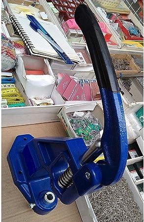 Prensa de ojal para ojales, para ojales, para ojales, remachadora, prensador de botones, prensa de mano, herramienta para ojales Maquina Ojaladora de prensa manual punzonadora: Amazon.es: Bricolaje y herramientas