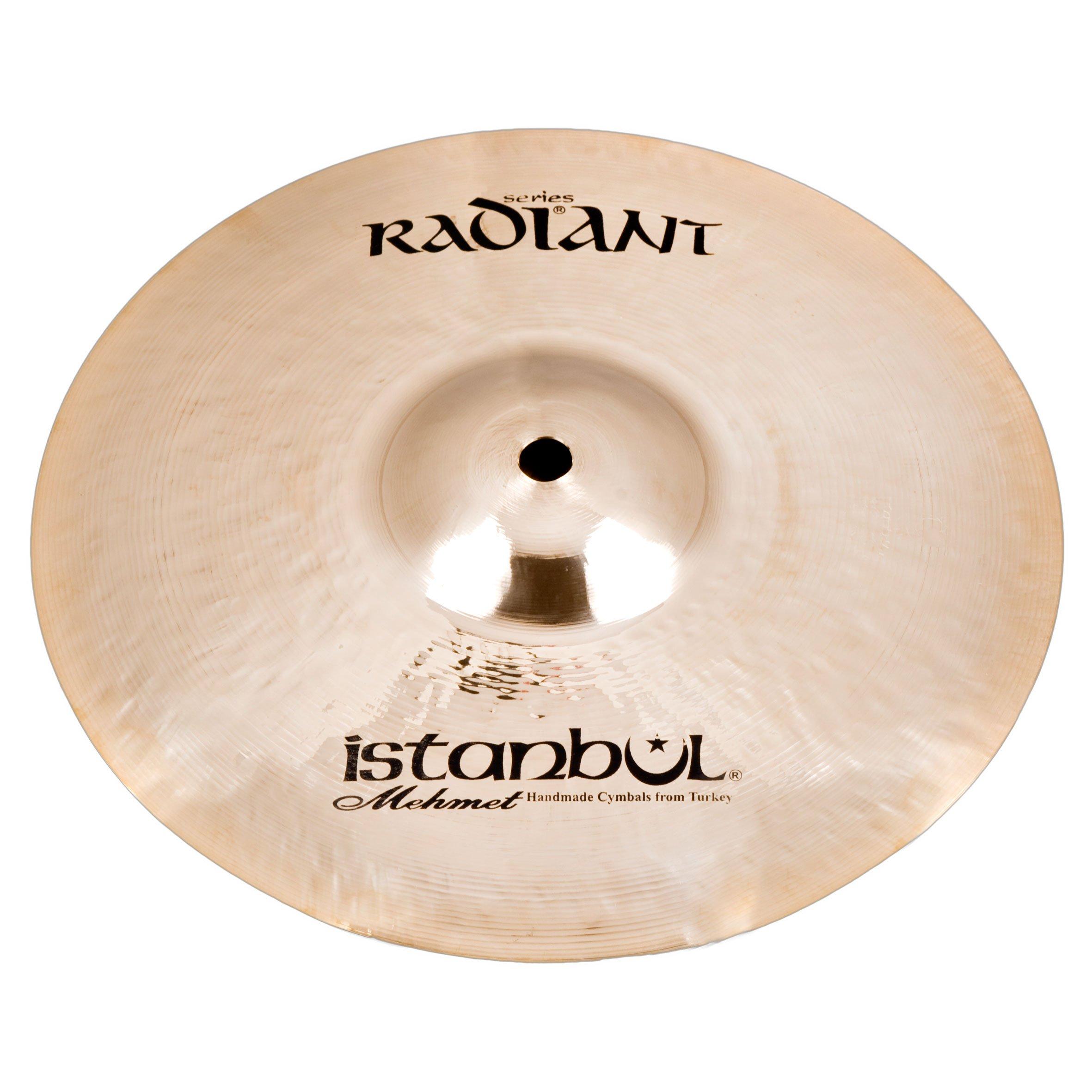 Istanbul Mehmet Cymbals Modern Series R-SP12 12-Inch Radiant Splash Cymbal