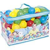 Bestway 52027 Splash and Play Balls, 100 Pcs