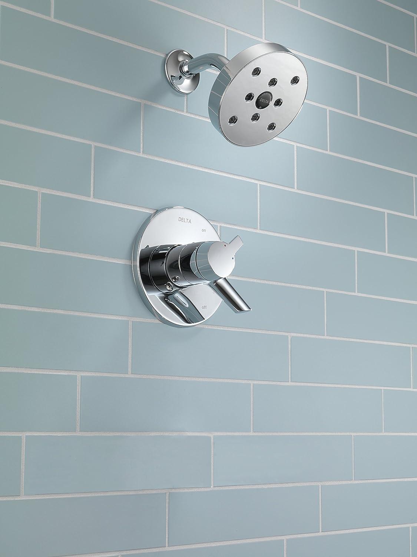 Delta Faucet T17261 Compel 17 Series MultiChoice Shower Trim, Chrome ...