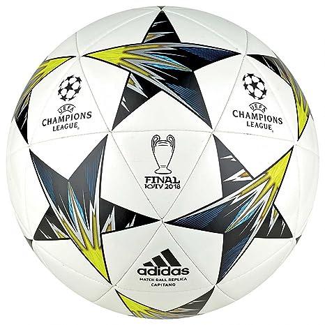 buy online 57965 5b29e adidas Finale Kiev cap Palla, Uomo, Uomo, CF1197, BiancoBlu