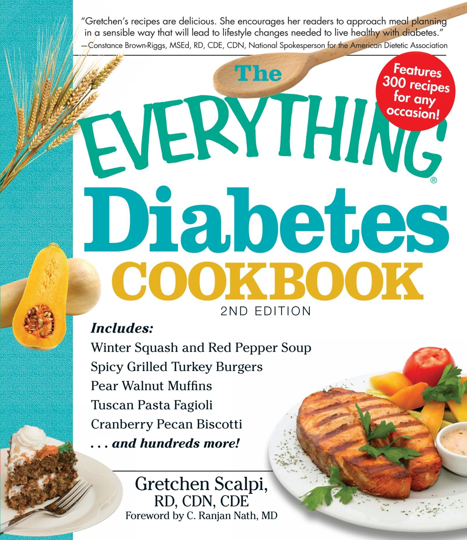 Download The Everything Diabetes Cookbook PDF