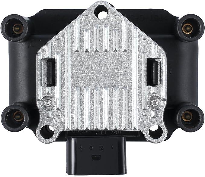 Bobine d/'allumage compatible avec Audi Seat Skoda VW 32905106B 032905106E
