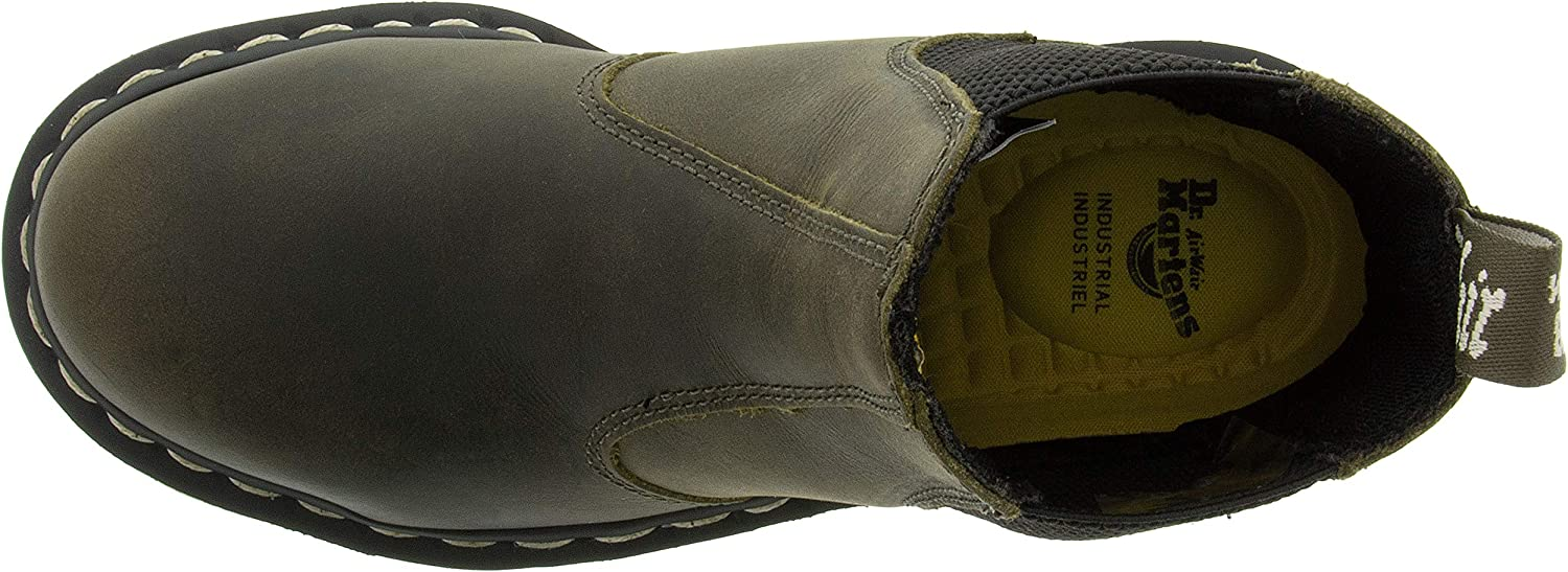 Martens Womens//Ladies Arbar ST Chelsea Work Boots Dr