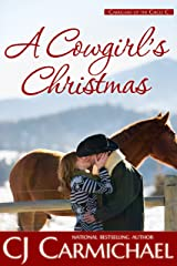 A Cowgirl's Christmas (Carrigans of the Circle C Book 5) Kindle Edition