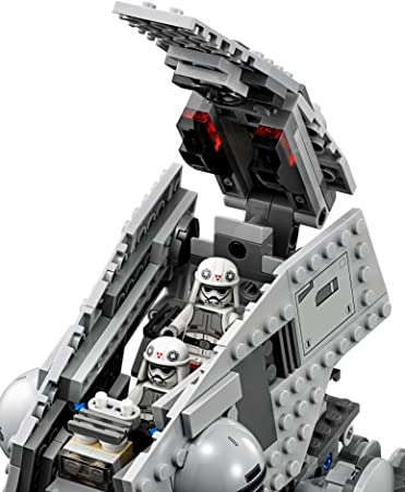Amazon.com: LEGO Star Wars Rebels at-dp 570 pieza Kids ...