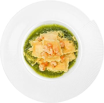 Plat assiette M plastique coquillages a e COQUILLAGE service 33 cm ESTE ITALY