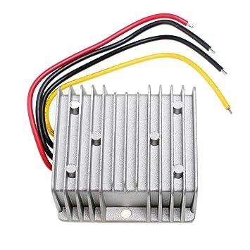 amazon com holdwell voltage reducer converter regulator 48 volt to rh amazon com