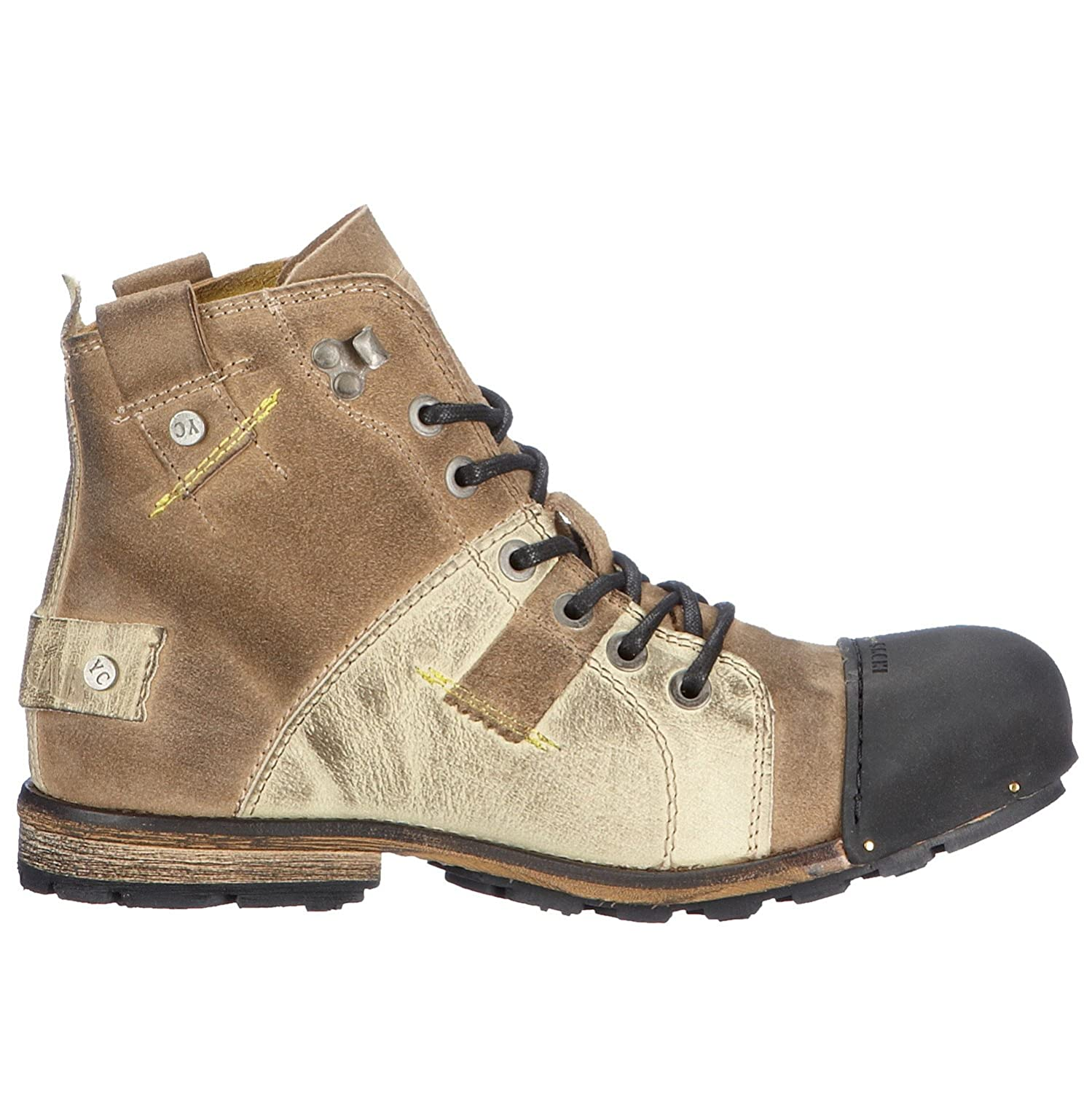 Amazon.com | Yellow Cab Boots - Industrial - Beige - Y 15012 Gre:45 | Boots