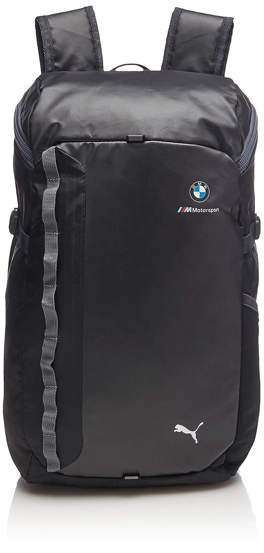 12c3e68e5 Puma BMW M Msp Backpack, Unisex Adult, unisex-adult, 75497, anthracite,  OSFA: Amazon.co.uk: Sports & Outdoors