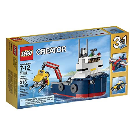 [Amazon] LEGO Creator Ocean Explorer Building Kit - $12.50
