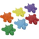 Sportime Indestructible Turtle Beanbags - Set of 6