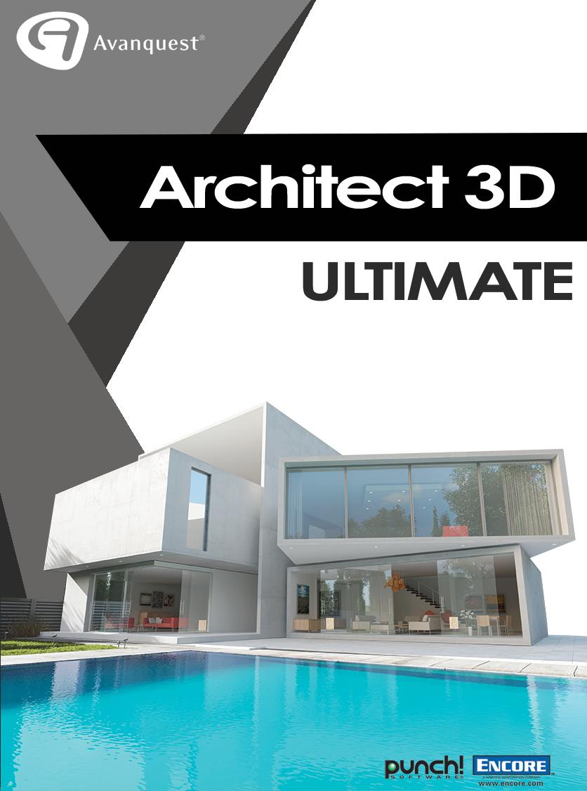 Architect 3D Ultimate 2017 (V19) [Download]: Amazon.co.uk: Software