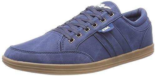 British Knights Herren Duke Sneaker, Blau (NavyCrepe), 43