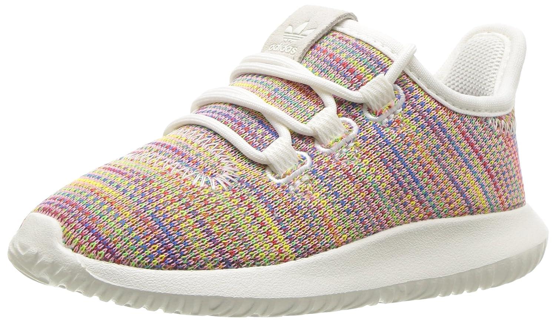 size 40 c654e b946a adidas Originals Baby Tubular Shadow Running Shoe, White ...