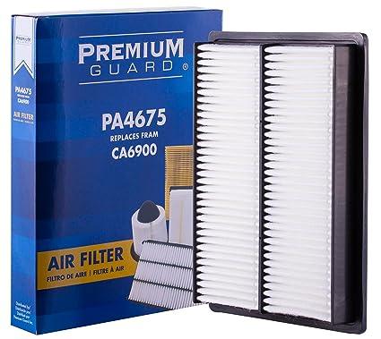 sequoia fuel filter