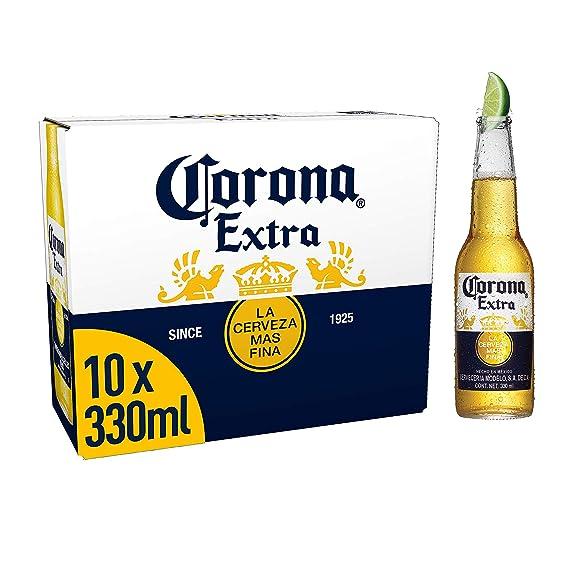 corona extra taste