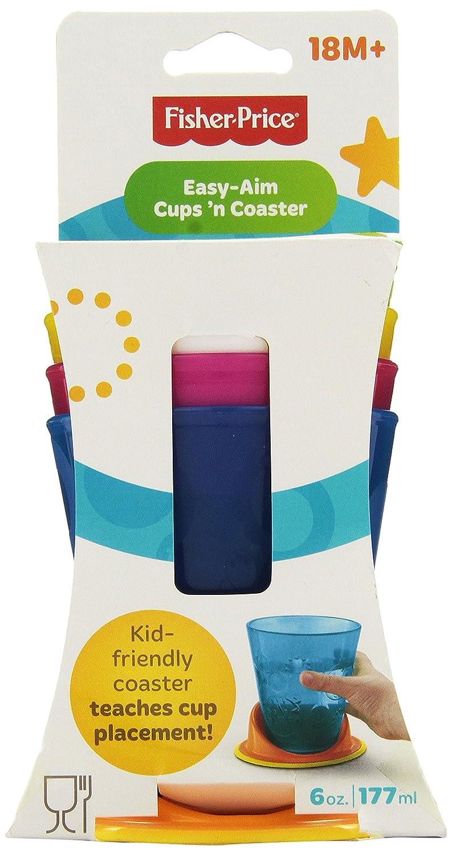 Fisher-Price - Tazas para horario de mesa, diseño de N posavasos ...
