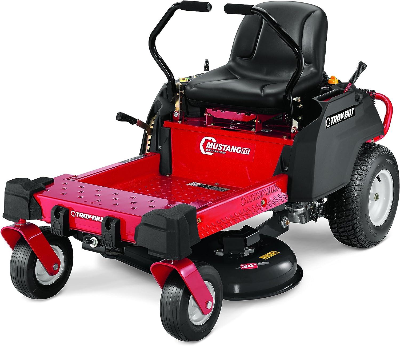 Troy Riding Lawn Mower