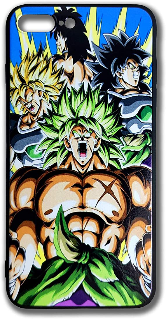 Broly Dragon Ball Super 4 iphone case