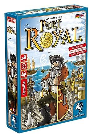 Pegasus Spiele, Juego de Cartas de 2 a 5 Jugadores
