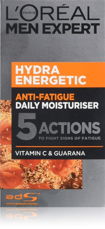 L'Oreal Men Expert Hydra Energetic Anti-Fatigue Moisturiser 50ml L' Oreal 3600520297262