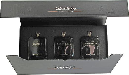 Cardenal Mendoza Brandy de Jerez - 100 ml: Amazon.es ...
