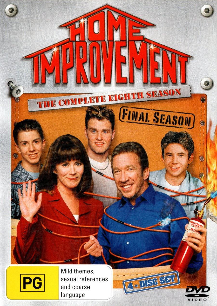 Home Improvement Movie POSTER 11 x 17 Tim Allen USA NEW A Patricia Richardson