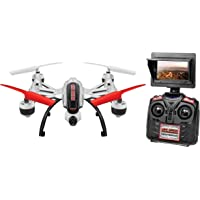 World Tech Toys Elite Mini Orion 2.4GHz 4.5CH LCD Live-View Camera RC Quadcopter