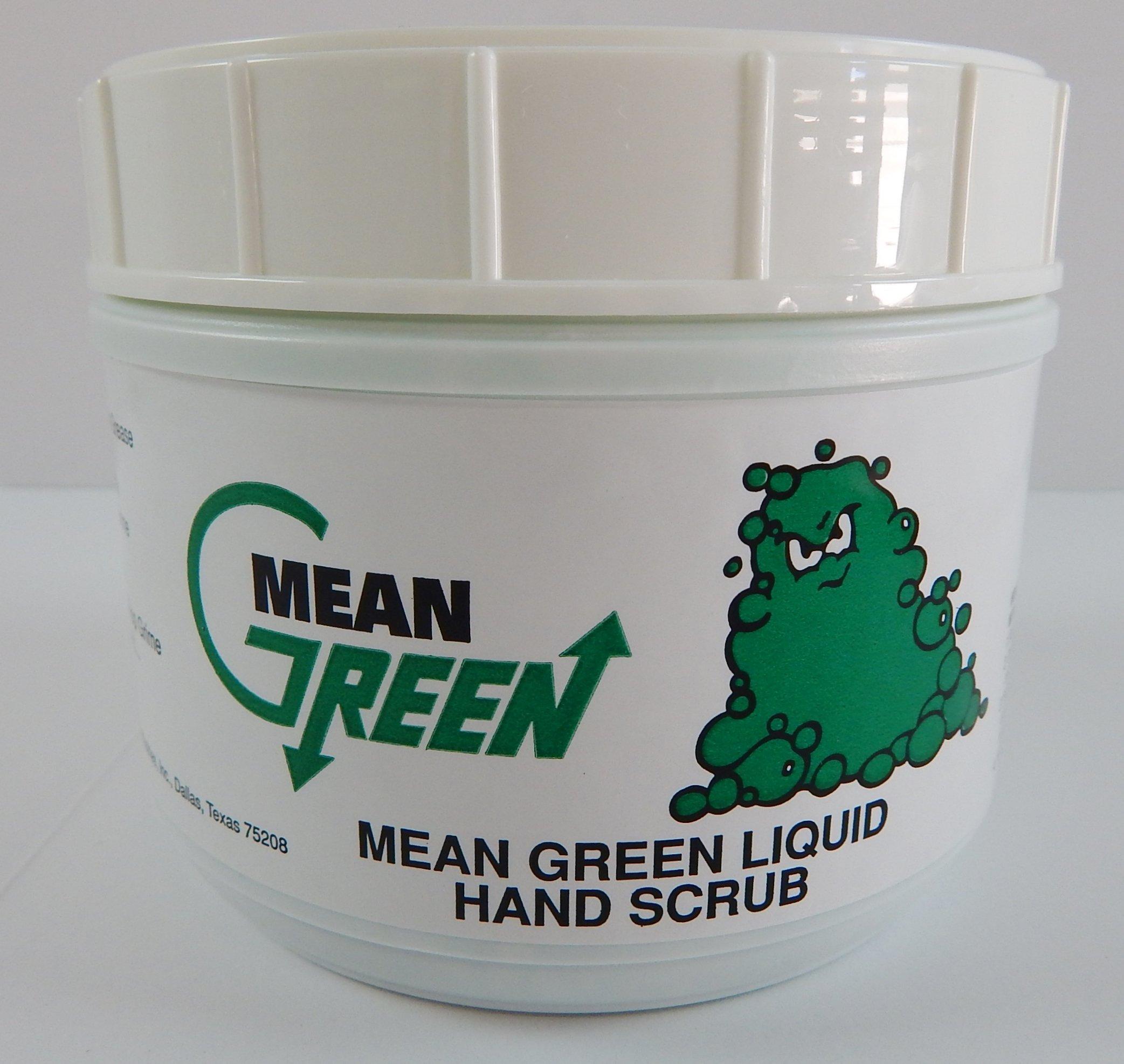 Mean Green Power Hand Scrub (36 Ounce Jar)