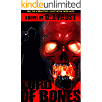 The Lord of Bones: A Horror Novel book cover