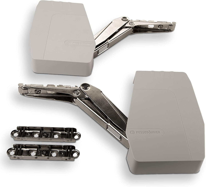 1 juego SO-TECH/® adaptador para marcos de aluminio de 20 mm FREEswing et FREEslide FREEflap