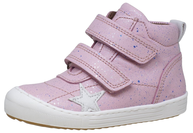 Bisgaard Sneaker Schuhe Mädchen Hohe Klettschuhe eE92WDHYI