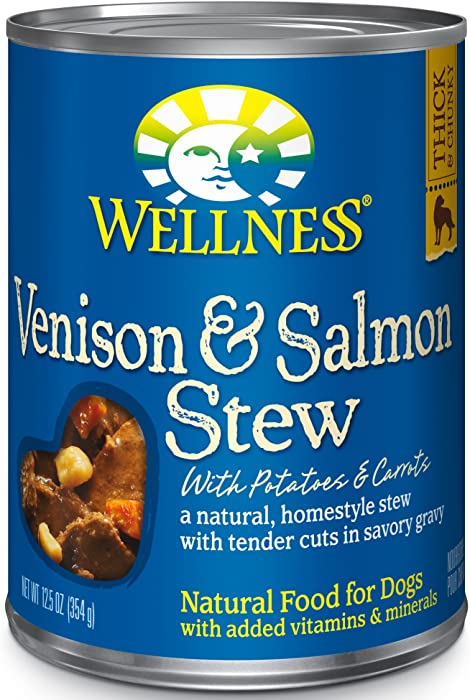 Top 10 Wellness Salmon Wet Dog Food