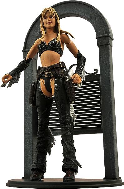 Nancy Couleur SIN CITY Jessica Alba Diamond Select Action Figure