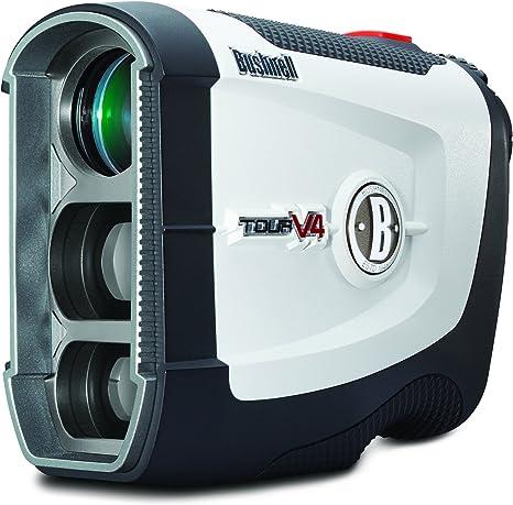 Best Rangefinder: Bushnell Tour V4 JOLT Golf Laser Rangefinder