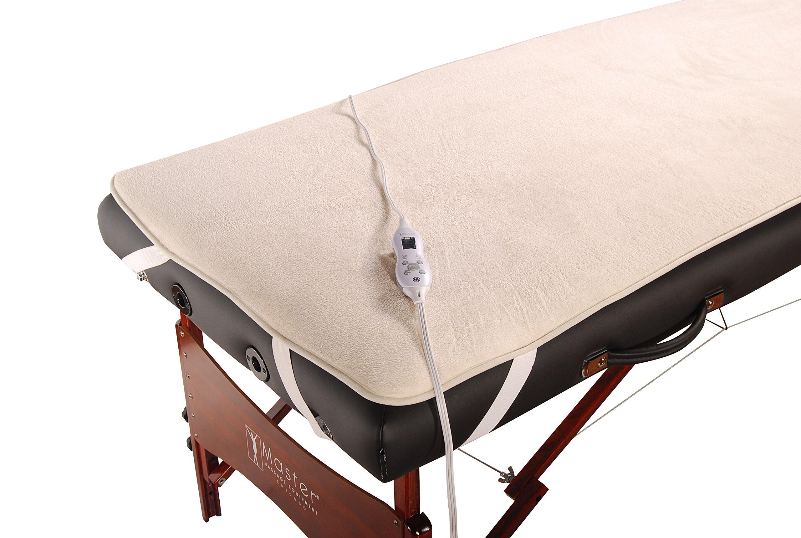 Master Massage UL Listed Massage Table Warmer