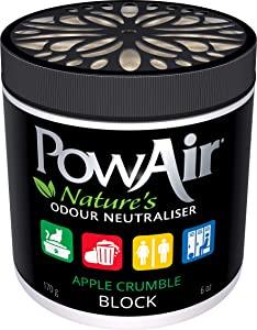 PowAir All-Natural Odor Neutralizer Block