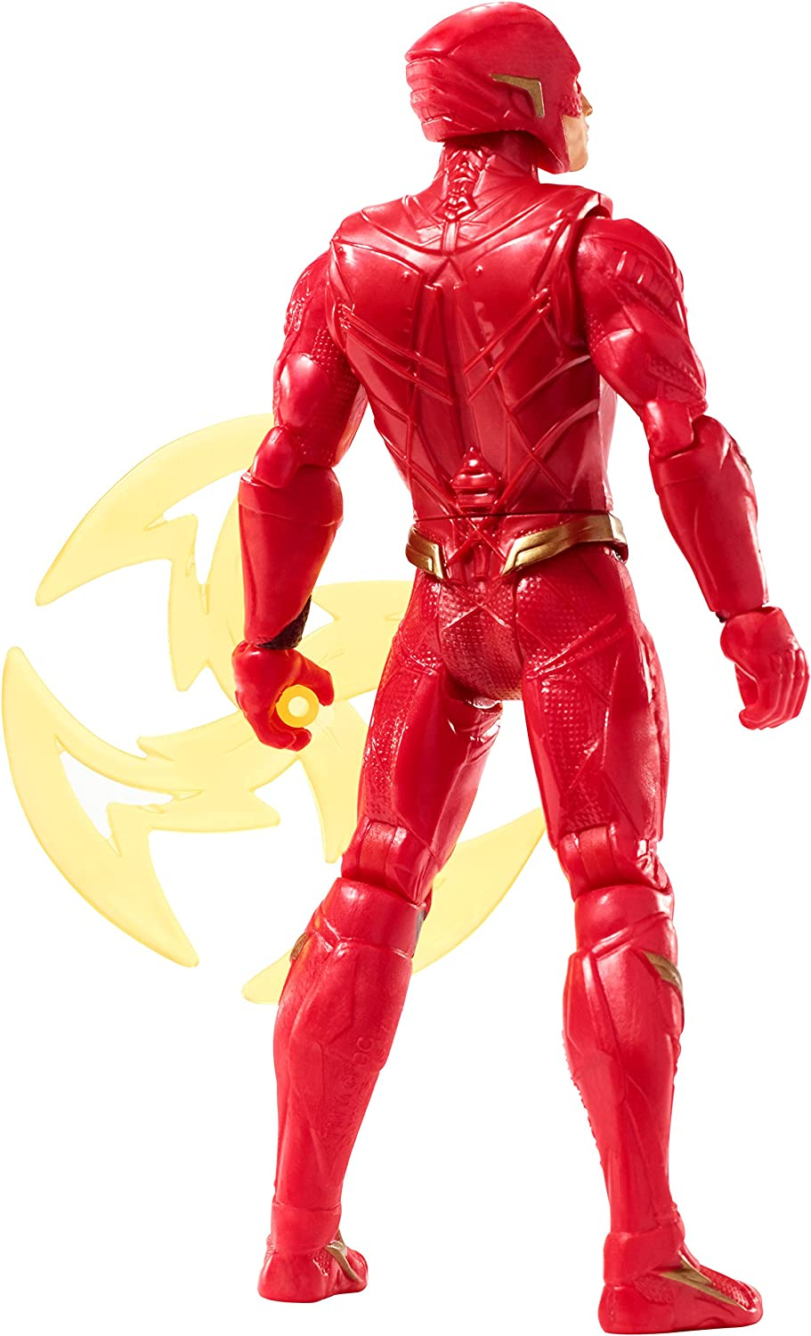 Red /& Gold Boots 1//6 scale toy Justice League The Flash Peg Type