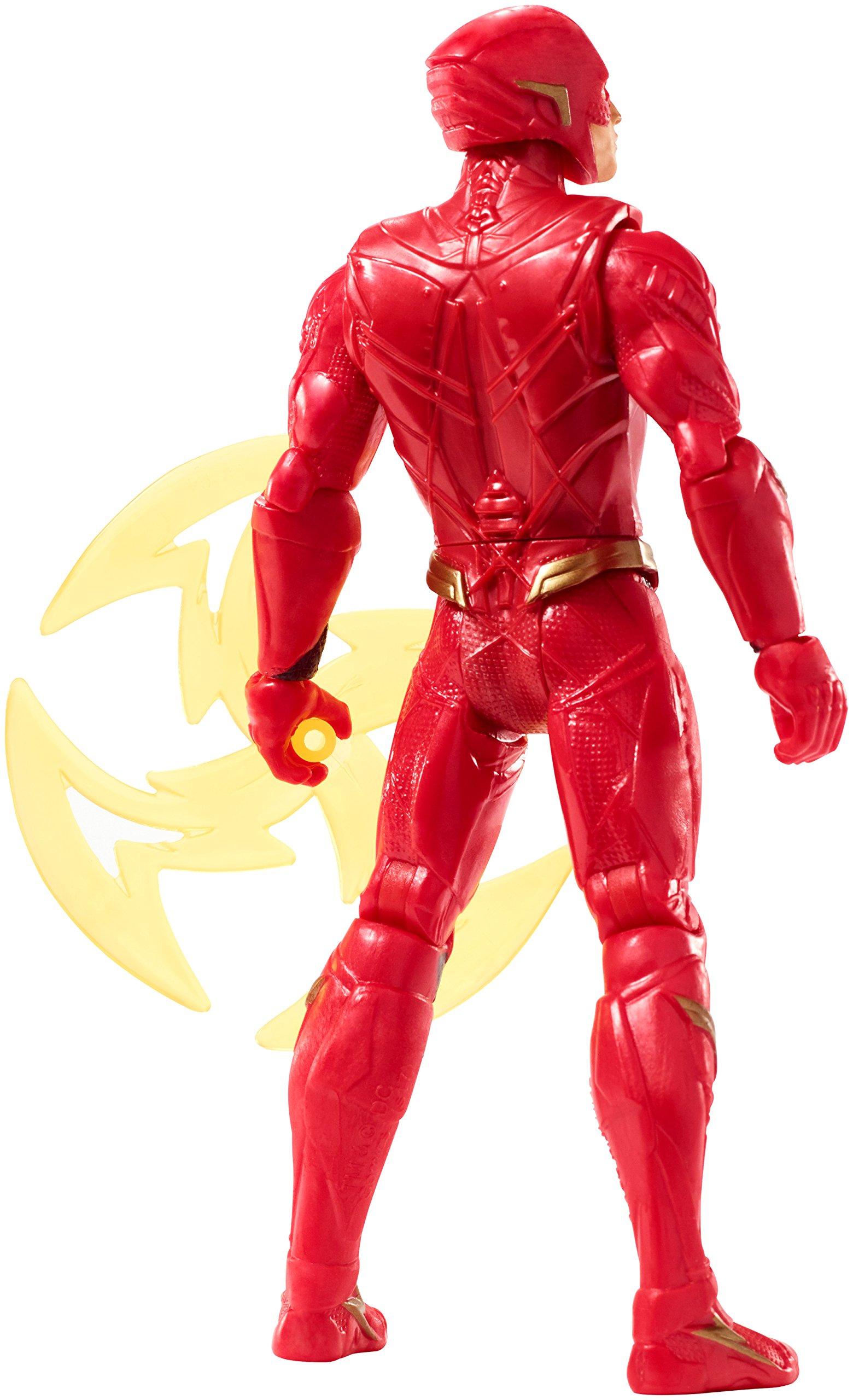 Justice League Figura básica Flash Core Suit, 15 cm (Mattel FGG64) product image