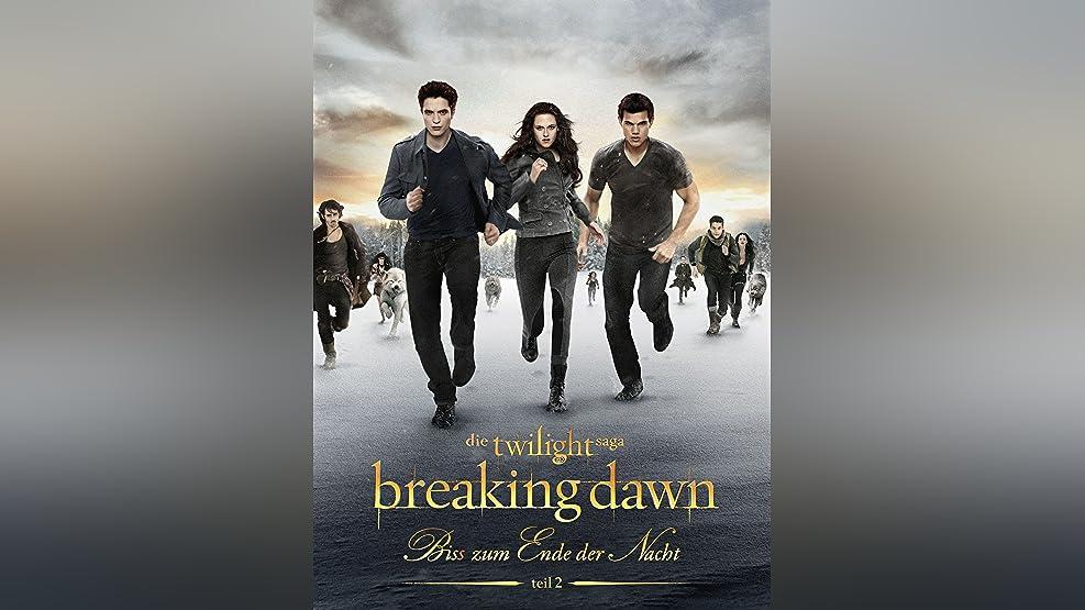 Breaking Dawn - Bis(s) zum Ende der Nacht (2)